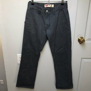 Levi's Straight Leg 505 Mid-rise Relax Mom Jeans